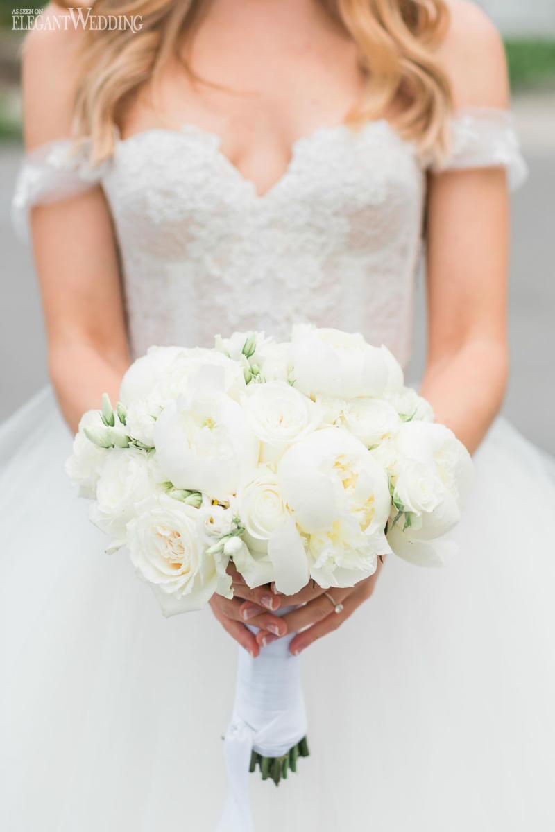 CLASSIC WHITE WEDDING THEME